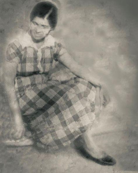 vintage My grandmother. ⠀ Never got...