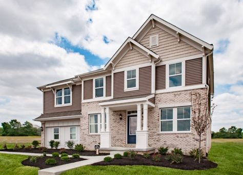 New Homes in Franklin Township, IN at Indigo Run | Fischer Homes Builder