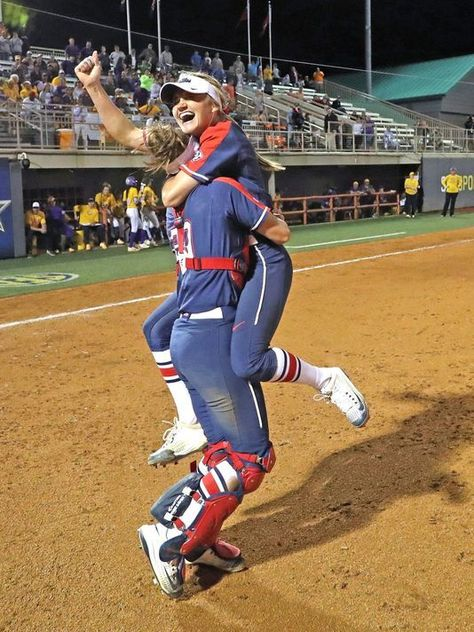 Ole Miss' Kaitlin Lee adjusting to life in the spotlight after SEC Tournament run Softball Uniforms, Softball Shirts, Softball Players, Fastpitch Softball, Funny Softball Quotes, Volleyball Quotes, Volleyball Gifts, Baseball Boys, Girls Softball