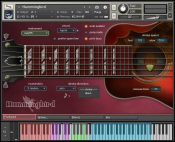Prominy Hummingbird V1 2 0 Full Kontakt 40 43 Gb Hummingbird Guitar Tracking Device