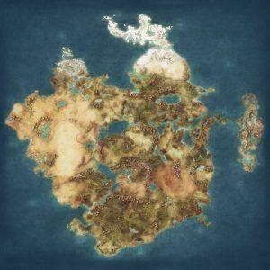 Blank Fantasy Map High Resolution By Quabbe Daobgg Detailed ...