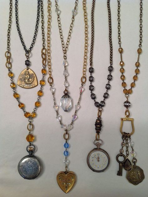 diy Keys Pendants Silver Bronze Trendy Tone Women Fashion Key Pendant Necklace Fine Jewelry 30pcs T649