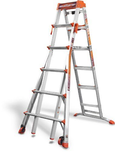 Cheap Little Giant 15109 910 Select Step 6 Feet To 10 Feet Without Air Deck Little Giants Telescopic Ladder Amazing Bathrooms