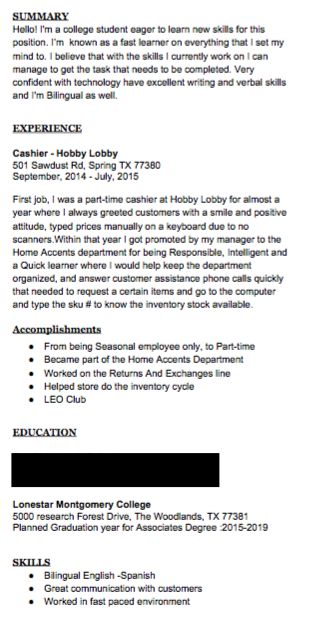 Do not write your resume like youu0027re writing an email If your - quick learner resume