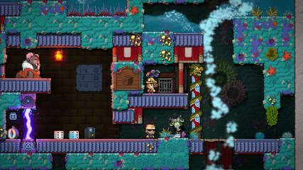 Games Like Spelunky