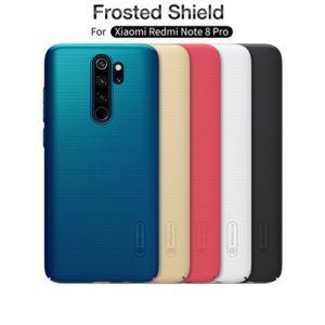 قاب شیائومی ردمی نوت 8 پرو مارک نیلکین استند Xiaomi Electronic Products Phone