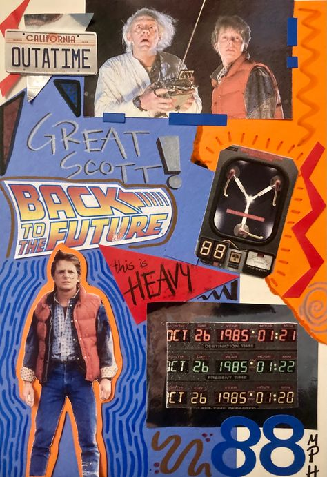 Back to the Future Film Journal
