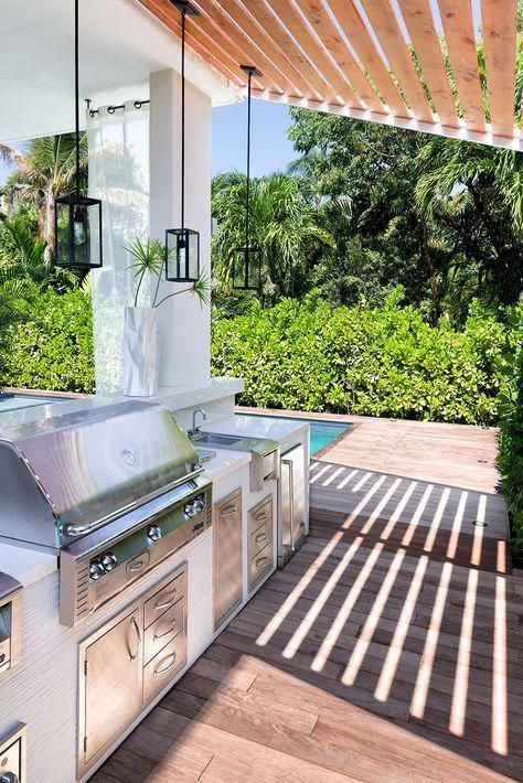 See Our Internet Site For More Information On Outdoor Kitchen