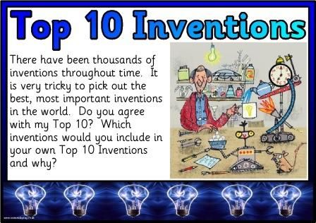the most important invention of all Top 10 inventors of all time the great inventors of the past are a constant source of inspiration for all of us which turned out to be hugely important for.