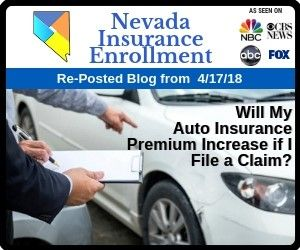 Will My Auto Insurance Premium Increase If I File A Claim Car
