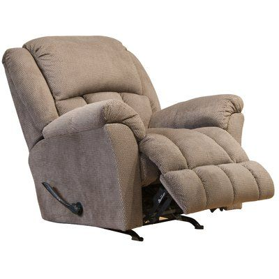 Catnapper Bingham Rocker Recliner Body Fabric: Cafe | Recliner