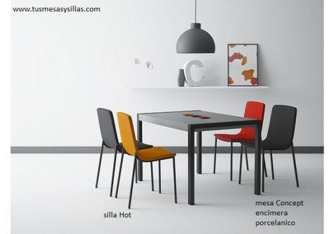 Mesa concept extensible de cocina moderna cancio en 2019 ...