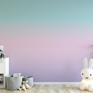 Pastel Rainbow Ombre Wallpaper Removable Wallpaper Peel Etsy Ombre Wallpapers Purple Ombre Wallpaper Peel And Stick Wallpaper