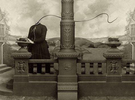 Jeffrey Harp, Victorian Surrealism, arte digitale