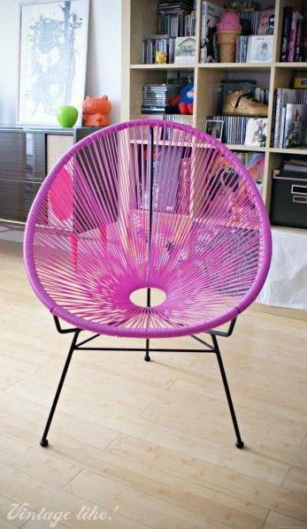 Acapulco Chair Style Copacabana From Maison Du Monde Wohnen Tipps