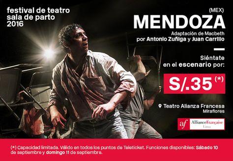 LIMA VAGA: Sala de Parto: Desde México llega 'Mendoza'