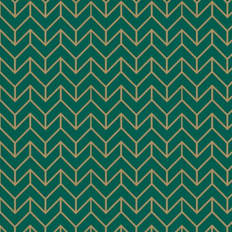 Tessellation by Harlequin - Teal / Gold - Wallpaper : Wallpaper Direct