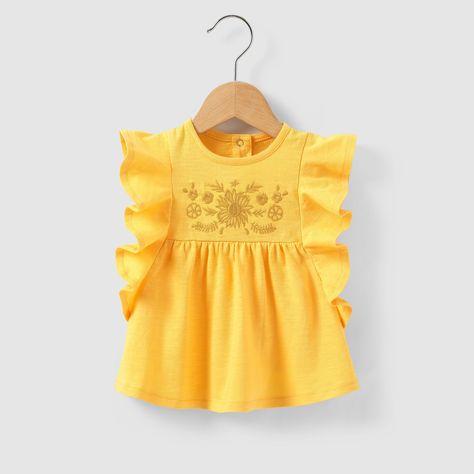 3 года желтый горчичный R Mini   купить в интернет-магазине La Redoute b03fc4897cf