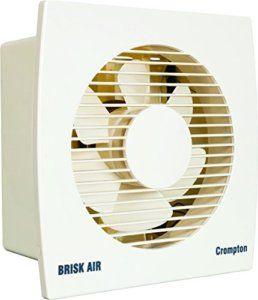 Crompton Brisk Air Hs 6 Inch Exhaust Fan Exhaust Fan Exhaust Fan Kitchen Fan