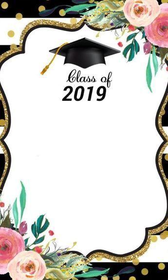 Siles Diy Schulabschluss Graduation Invitations Graduation Frame Online Graduation Invitations