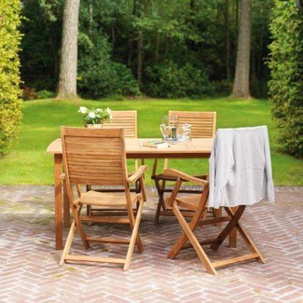 Choisir Son Salon De Jardin En Bois | Gamm Vert inside 20 ...