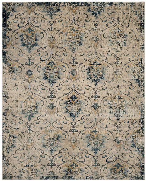 FM Fleur De Lys Thrown Sage Colour tapestry-like textured beautiful woven chenille