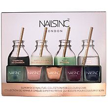 Buy Nails Inc Superfood Nail Fuel Colour & Care Collection Online at…