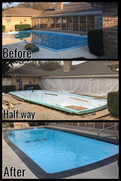 Fiberglass Pool Repair Pool Renovation Pool Resurfacing Pool