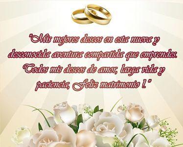 40 Frases Felicitaciones De Boda Originales40 Frases
