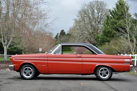 No Reserve 1964 Ford Falcon Sprint 4 Speed Ford Falcon Coches