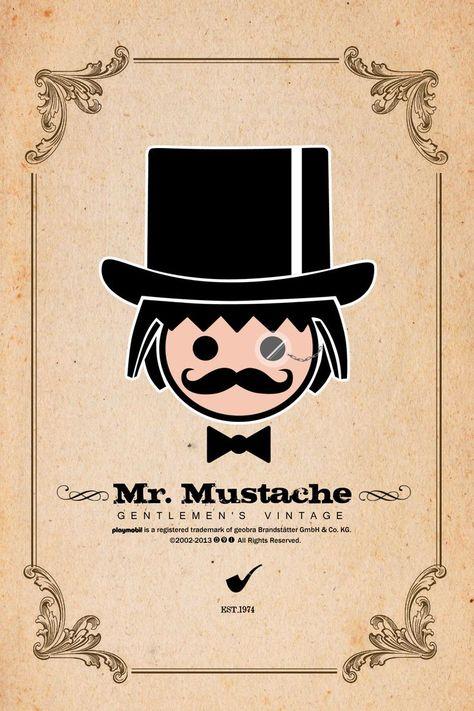 les moustaches moustaches de Lot LOTE PLAYMOBIL BARBAS
