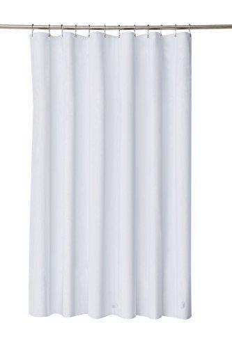 Shower Curtain Liner Gold Mildew Resistant Vinyl