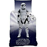 Star Wars Bettwasche Set Baumwolle Dunkelblau 135 X 200 Cm