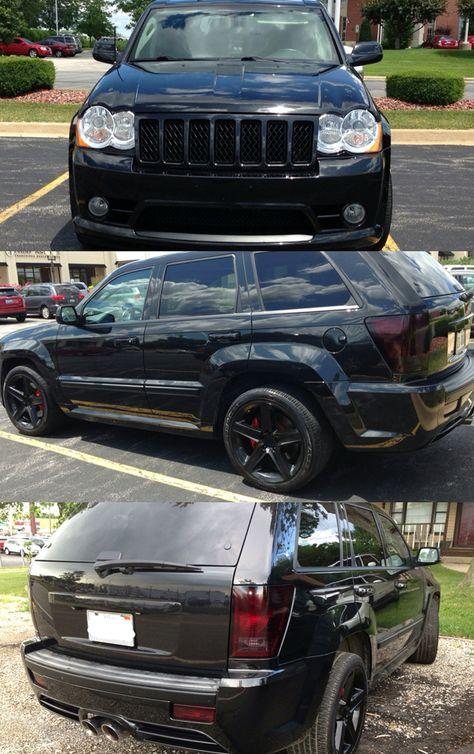 Monster 2008 Jeep Grand Cherokee Sort Pintrest 0livialaurenn