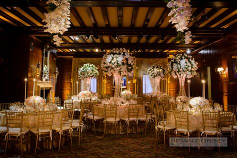 A Romantic Garden Wedding At Shadowbrook In Shrewsbury Nj