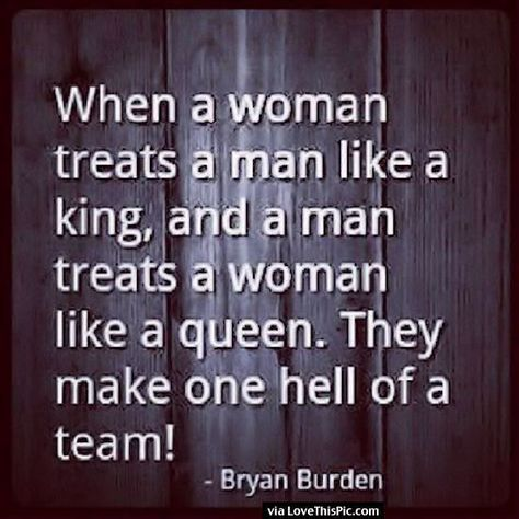 King And Queen Love Quote | Queen quotes, Quotes, King quotes