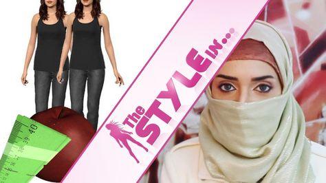 جسمي نحيف و شكل مسطرة تفاحة ايش ألبس Fashion For Slim Apple Re Fashion