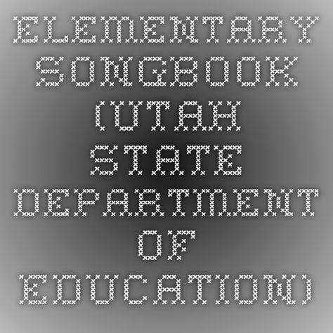 Utah Department Of Education >> Pinterest