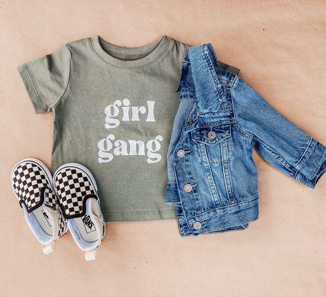 Girl Gang Tee – bub + babe
