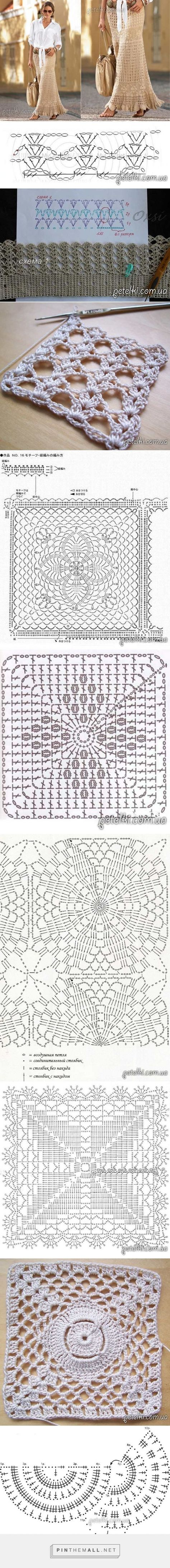 68 best manualidades lily images on Pinterest | Crochet clothes ...