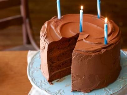 Awesome Big Chocolate Birthday Cake Recipe With Images Cake Big Funny Birthday Cards Online Hendilapandamsfinfo