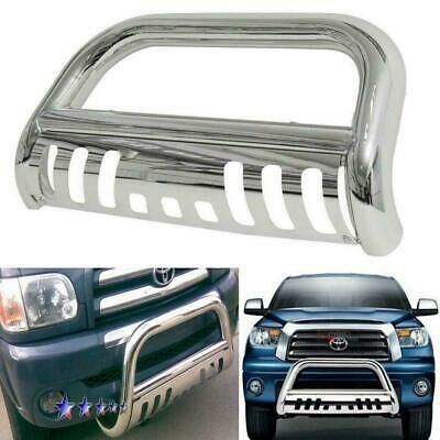 For 99 06 Toyota Tundra Sequoia New 2 5 Front Bumper Bull Bar Guard Skid Plate In 2020 Toyota Tundra Bull Bar Bumpers