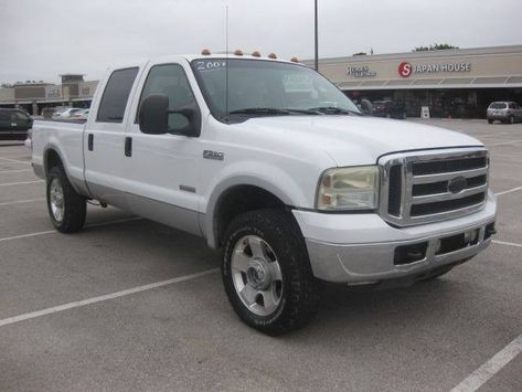 Used 2007 Ford F 250 Super Duty For Sale F250 Ford Diesel Trucks