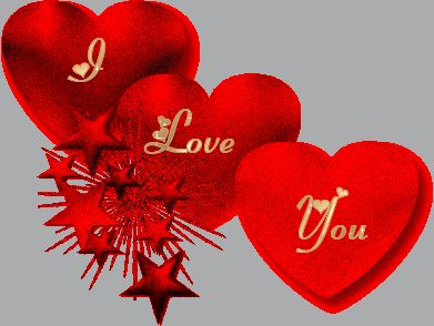 i love you animated videos free download