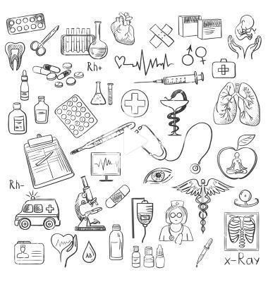 Health care drawing