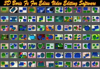 Free Download 3D Boris Fx For Edius Video Editing Software