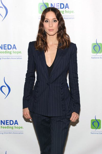 Actress Troian Bellisario attends the 15th Annual Benefit Gala, An Evening Unmasking Eating Disorders.