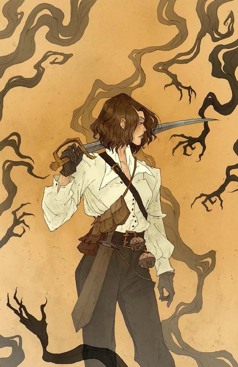 Mike Mignola, Christopher Golden, and Bridgit Connell team up for a new Baltimore tale from Dark Horse Comics, Lady Baltimore Character Concept, Character Art, Character Design, Concept Art, Abigail Larson, More Wallpaper, Stuff And Thangs, Dark Horse, Fantasy Creatures