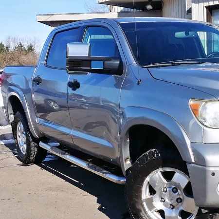 Spec D Tuning For 2007 2017 Toyota Tundra Power Heated Tow Mirrors Smoke Led Signals Blind Spot 2008 2009 2010 2011 2012 2013 2014 2015 2016 Walmart Com Toyota Tundra Tundra Towing