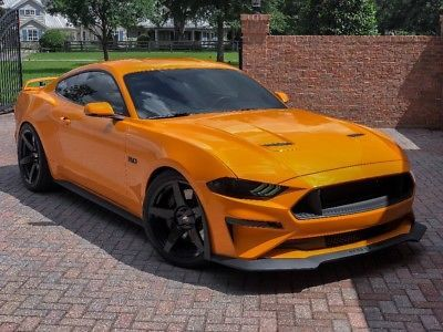 Ebay 2018 Ford Mustang Performance Pack 401a 2018 Procharged